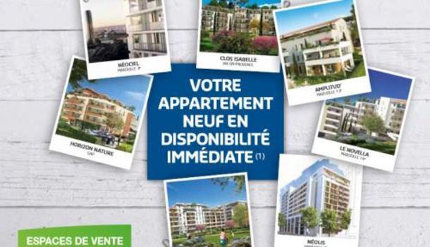 Marseille Appartement neuf