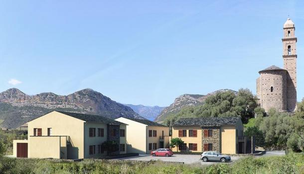 Patrimonio Appartement 2 pièces 48 m²