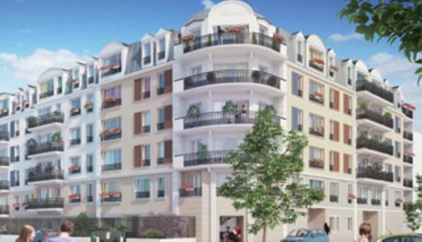 esprit ville programme immobilier neuf franconville surfaces neuves. Black Bedroom Furniture Sets. Home Design Ideas