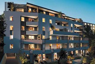 Montpellier Appartement neuf 3 pièces 66 m²