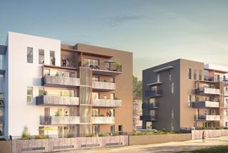Castelnau-le-Lez Appartement neuf 22 m²