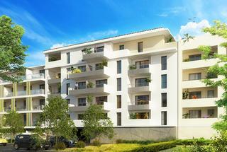 Seyne-sur-Mer (La) Appartement neuf 2 pièces 37 m²