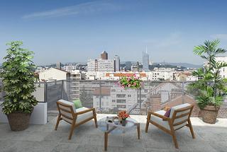 Les Loges,                                                                                       Appartement neuf                                                                                      Villeurbanne&nbsp-&nbsp                                                                                      69100