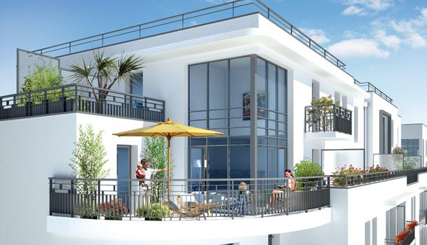 Appartement neuf 5 pièces 97 m²