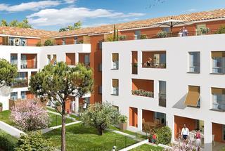 Marseille 13eme Appartement neuf 2 pièces 36 m²