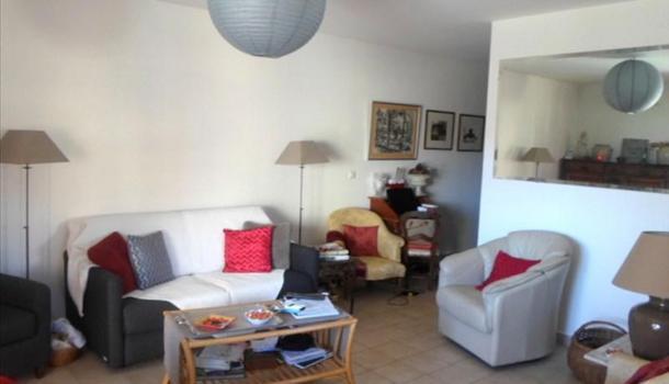 Cagnes-sur-Mer Appartement 2 pièces 58 m²