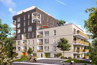 Seynod Appartement neuf 3 pièces 63 m²