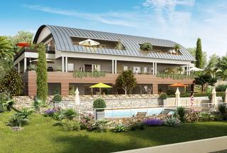 Domaine du Cap,                                                                                       Appartement neuf                                                                                      Vallauris&nbsp-&nbsp                                                                                      06220