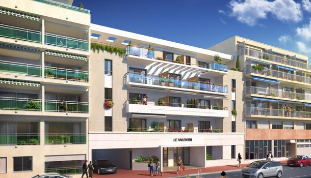 Appartement neuf 2 pièces 45 m²