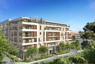 Juan-les-Pins Appartement neuf 29 m²