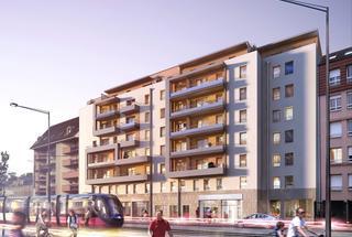Dijon Appartement neuf 28 m²