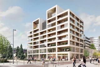 Les Loges de Saône,                                                                                       Appartement neuf                                                                                      Lyon 2eme&nbsp-&nbsp