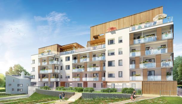 Appartement neuf 3 pièces 59 m²