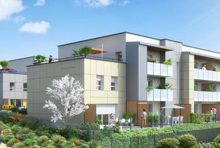 Vaulx-en-Velin Appartement neuf 2 pièces 43 m²