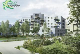 Dijon Appartement neuf 3 pièces 60 m²