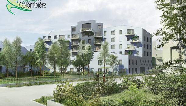 Appartement neuf 3 pièces 60 m²