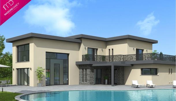 Maison neuve 5 pièces 138 m²