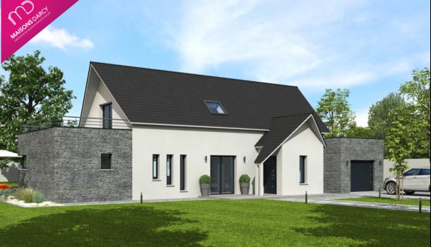 Maison neuve 6 pièces 140 m² Dijon 21000