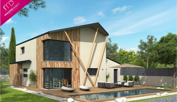 Maison neuve 5 pièces 130 m²