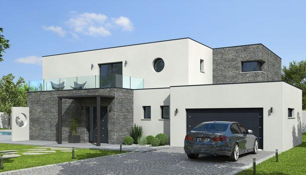 Maison neuve 5 pièces 120 m²
