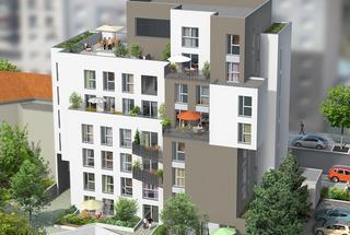 Le Richelieu,                                                                                       Appartement neuf                                                                                      Villeurbanne&nbsp-&nbsp                                                                                      69100