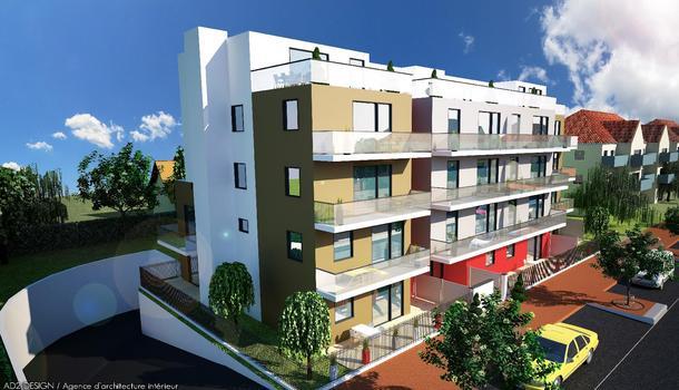 Appartement neuf 37 m²