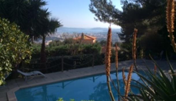 Toulon Villa 7 pièces 205 m²