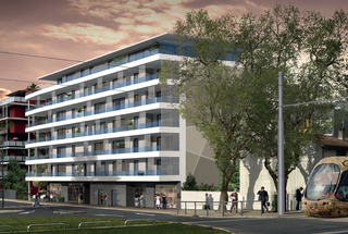 Montpellier Appartement neuf 3 pièces 60 m²