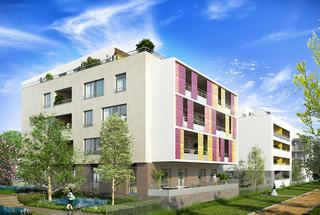 Montpellier Appartement neuf 3 pièces 56 m²
