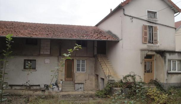 Selongey Maison 4 pièces 120 m²
