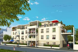 Dijon Appartement neuf 34 m²
