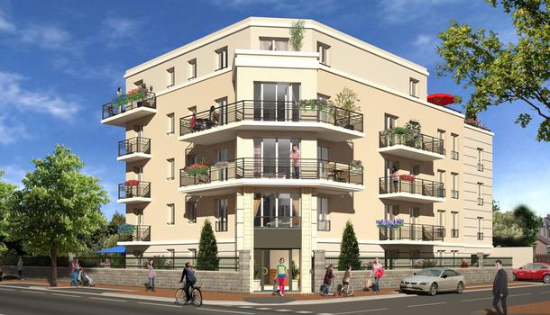 Appartement neuf 3 pièces 60 m² Dijon 21000