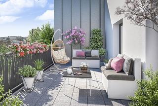 Asnières-sur-Seine Appartement neuf 3 pièces 58 m²