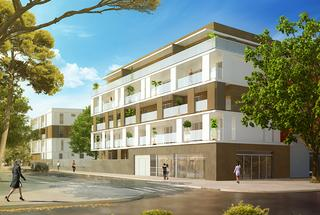 Montpellier Appartement neuf 3 pièces 65 m²