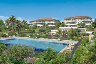 Parc Bellevue,                                                                                       Appartement neuf                                                                                      Roquebrune-Cap-Martin&nbsp-&nbsp                                                                                      06190