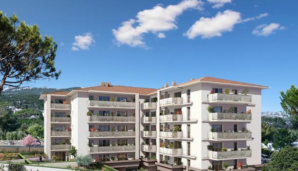 Appartement neuf 2 pièces 36 m²