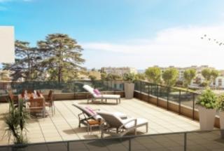 Cagnes-sur-Mer Appartement neuf 2 pièces 39 m²