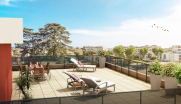 Appartement neuf 2 pièces 39 m²
