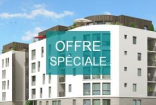 Villeurbanne Appartement neuf 25 m²