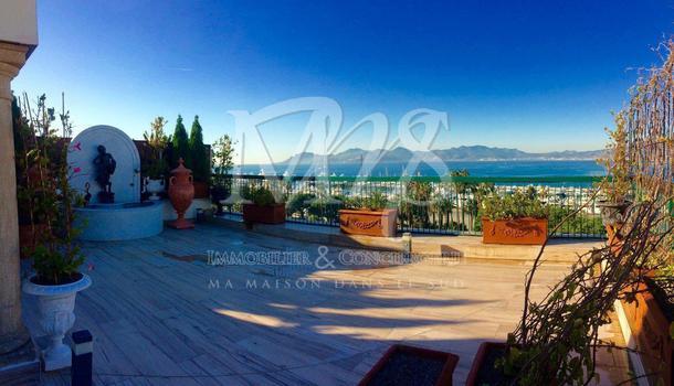 Cannes Appartement 4 pièces 147 m²