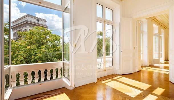 Paris 8eme Appartement 9 pièces 342 m²