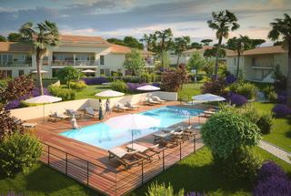 LES TERRASSES D'AZUR,                                                                                       Appartement neuf                                                                                      Sanary-sur-Mer&nbsp-&nbsp                                                                                      83110