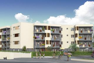 Perrigny-lès-Dijon Appartement neuf 29 m²