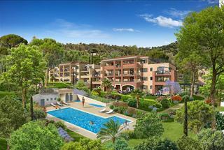 Appartement 3 pièces  à vendre Bormes-les-Mimosas 83230