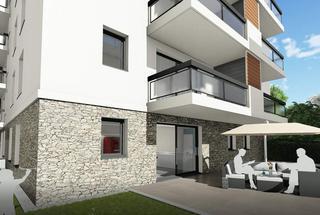 Marseille 10eme Appartement neuf 25 m²