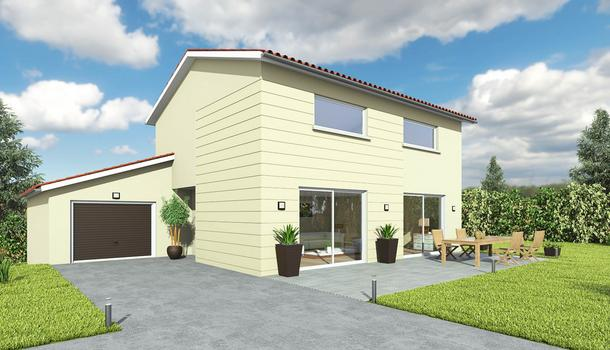 Lentilly Maison 5 pièces 117 m²