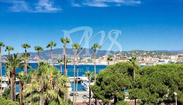 Cannes Appartement 5 pièces 165 m²