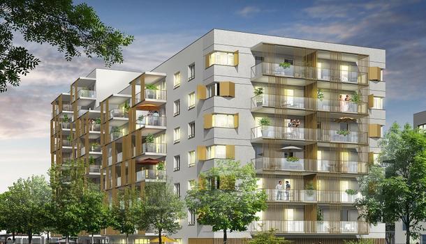 Appartement neuf 30 m²