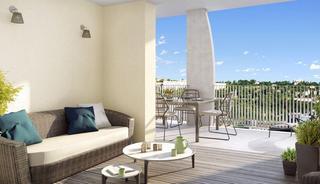 Lyon 2eme Appartement neuf 3 pièces 69 m²