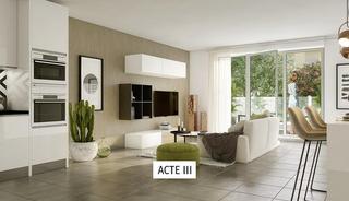 Aix-en-Provence Appartement neuf 2 pièces 38 m²